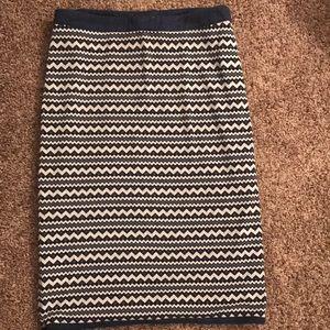 NWOT Pixley Pencil Skirt